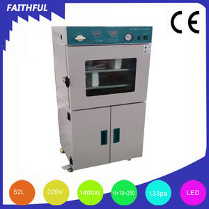 Wholesale vacuum ovens: Vacuum Drying Oven Programmed Control Function Type