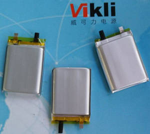 Wholesale battery manufacturer: Manufacturers Supply Polymer Lithium Battery 3.7V 2500mah Battery