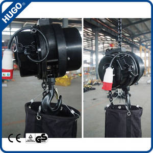 Wholesale remote: 1 Ton 30 Meter Stage Electric Chain Hoist with Wireless Remote
