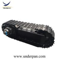 Customize Design Anchor Drilling Rig Equipment Steel Track Undercarriage by Factory 2