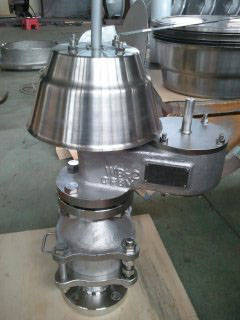 Sell PRESSURE VACUUM RELIEF VALVE WITH FLAME ARRESTER