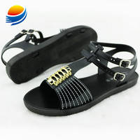 49042dbe9 Wholesale New Model Women Kenya Stylish PVC Sandals for Women 1J707+ ...