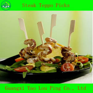 Wholesale bbq skewer: Manufacture Competitive Price Barbecue Skewer, Teppo Skewer, Knife Skewer, Gun Skewer with Logo