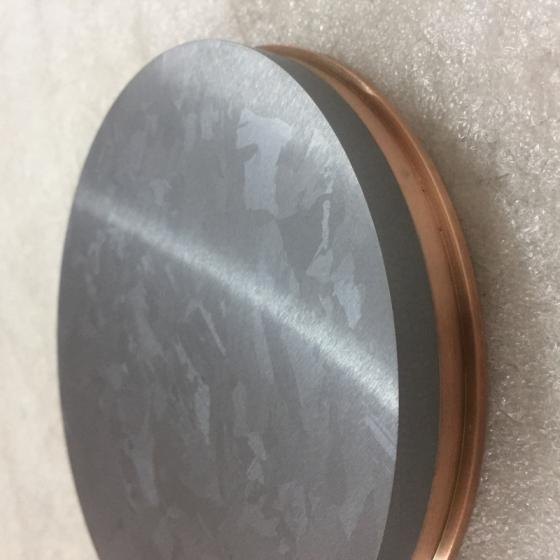 High Purity Sputtering Si Target Silicon Target