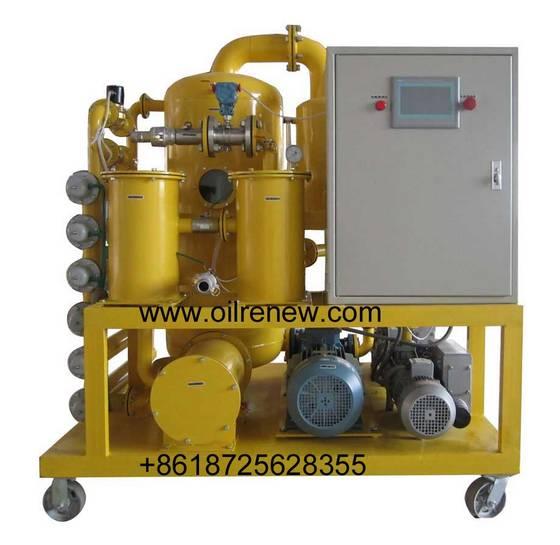 Sell Highly vacuum transformer oil regeneration system
