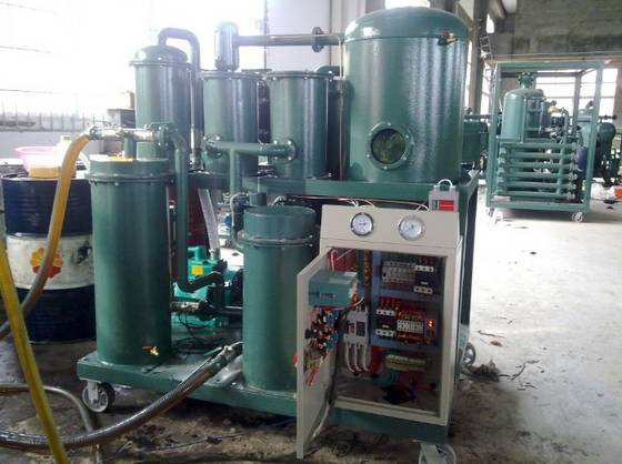 Sell Hydraulic Oil Recycling Vacuum System
