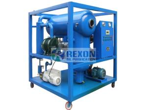 Wholesale 500kw water turbine: Transformer Oil Purifier Machine, Insulating Oil Filtraiton System ZYD