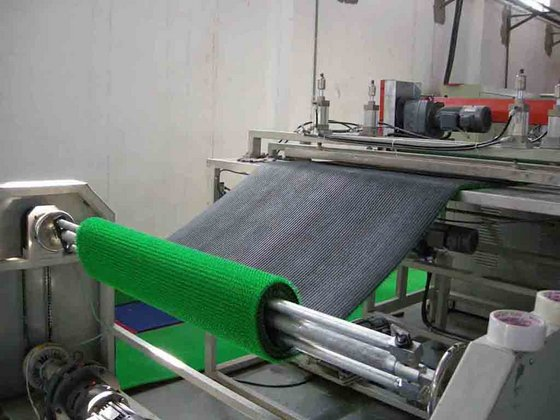 Plastics Grass Mat/Artificial Lawn Mat Production Line