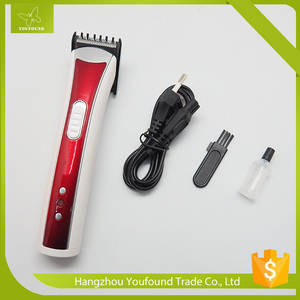 Wholesale baby care: NHC-3780 Professional Hair Trimmer Baby Man Woman Hair Care Cutting Machine Rechargeable Hair Clippe