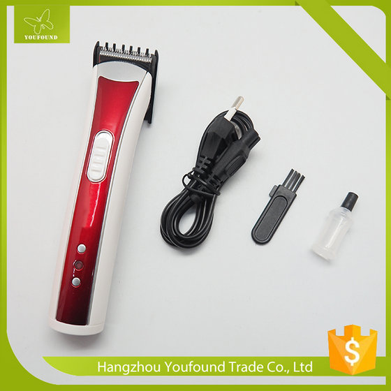 NHC-3780 Professional Hair Trimmer Baby Man Woman Hair Care Cutting Machine Rechargeable Hair Clippe