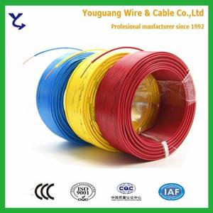 Wholesale Electrical Wires: Solid Copper Conductor Electrical Wire Cable