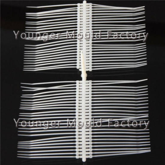 Sell automotive car auto nylon cable tie injection mould molds