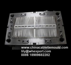 Wholesale Moulds: Nylon Automotive Cable Tie Injection  Mould Factory