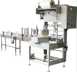 Wholesale shrink wrap sleeves bottles: YS-ZB-3 Cuff/Sleeve Shrink Wrapping Machine