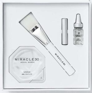 Wholesale egf mask: MIRACLE30 Skin Improvement Therapy 1P Set