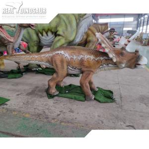 Wholesale outdoor playground equipment: Realistic Movable Animatronic Dinosaur Model