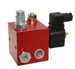 Wholesale lifting machine: Hydraulic Lift Valve Machined Block for Lift Equipment /Lift Platform /Cargo Lift