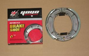 Wholesale shoes: Motorcycle Parts of Bajaj PULSAR180 Brake Shoes for Indian Motorbikes