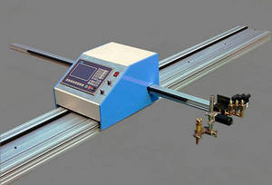 Wholesale cutting gas machine: Portable CNC Flame Gas/Plasma Cutting Machine