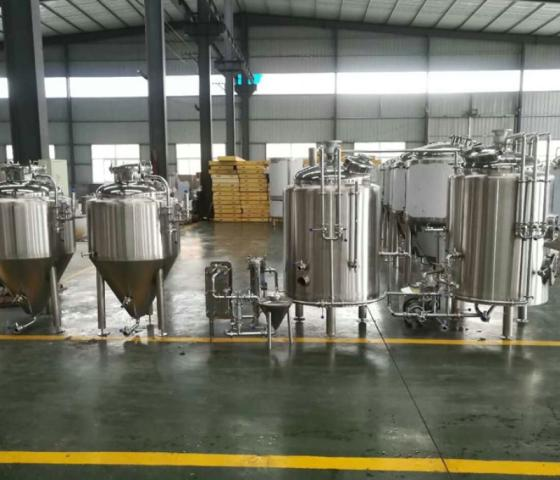 Sell 3BBL Beer Brewing Equipment