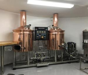 Wholesale abb plc: 200L Red Copper Brewery