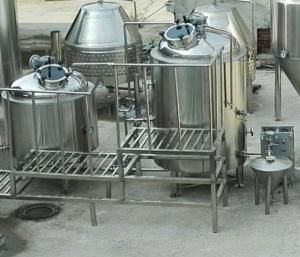 Wholesale Beverage Processing Machinery: 5BBL Beer Brewing Equipment
