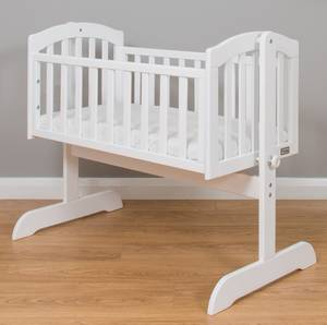 Wholesale Nursery Furniture & Decor: Wooden Baby Swing Crib / Baby Cradle
