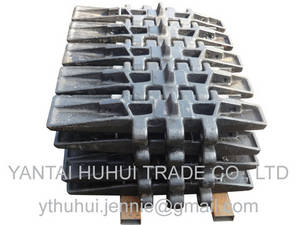 Wholesale Construction Machinery Parts: Track Shoe for Hitachi KH100-3