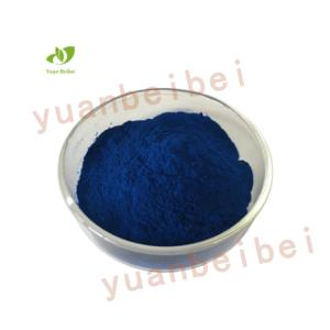 Wholesale sod: Cosmetic Blue Copper Peptide GHK-cu Powder Extract CAS: 49557-75-7