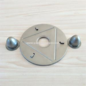 Wholesale hub: Metal Stamping Support for Wheel Hub Spraying
