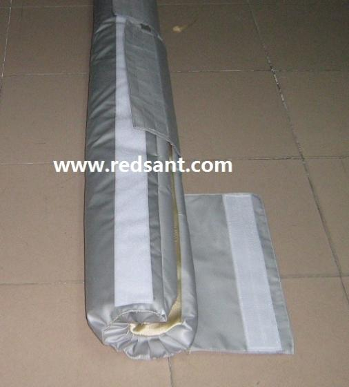 Removable Insulation Covers- Removable Insulation Pads for Industial Use