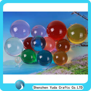 Wholesale Ball: China Supplies Various Size and Color Acrylic Contact Juggling Ball Solid Acrylic Ball