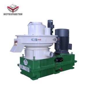 Wholesale centrifugal: Centrifugal Vertical Ring Die Wood Pellet Machine