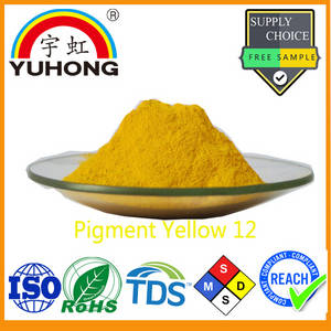 Wholesale yellow pigment: Pigment Yellow 12 Manufaturer and Factory for Ink, Plastic, Paint, Coating and Textile, Benzidine G
