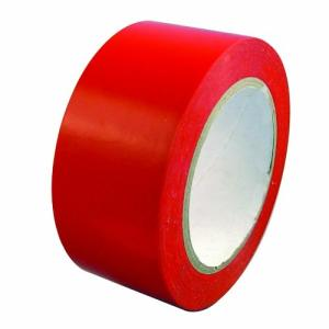 Wholesale Packing Sealing Adhesive Tapes: Red Stucco Tape-- 234days UV Resistant 2''X60 Yards--PE Tape--Adhesive Tape