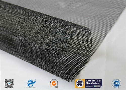 4x4mm PTFE Coated Open Mesh Fiberglass Food Grade Conveyor Belt