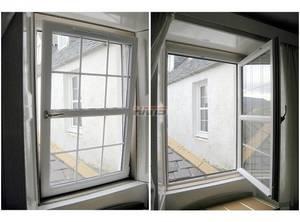 Wholesale tilt turn window: JN55 Series Tilt and Turn Windows