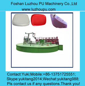 Wholesale bus refrigeration unit: Sponge Foaming Machine for Making Baby Chair