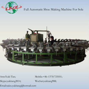 Wholesale rotary: PU Shoes Foaming Machine with Rotary Production Line