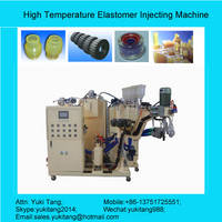 China Supplier High Temperature Elastomer Injecting Machine