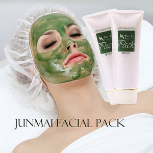 Wholesale seaweed wrapping: Junmai Facial Pack with Thalassotherapy