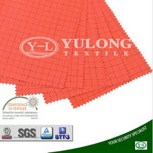 Wholesale Reflective Safety Clothing: Cotton Interlock Fabric with Good Color Fastness Reflective &Anti-static Fabric for Clothing