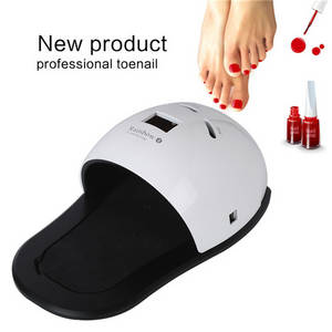 Wholesale uv curing nail lamp: Feet Nail Lamp