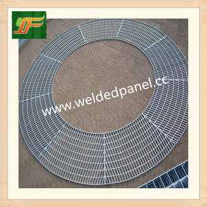 Wholesale china forge: China Supply Best Selling Hot Dipped Galvanized Forge-welded Steel Grating Mesh