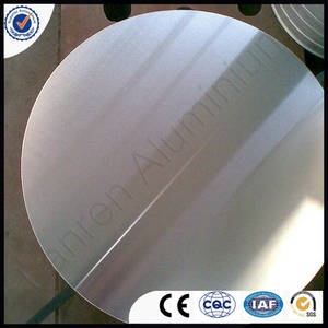Wholesale Other Aluminum: H12/H14/1050 1060 1100 3003Aluminium Circle