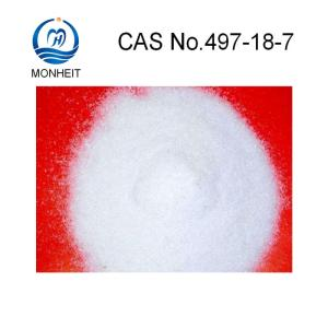 Wholesale research chemical intermediates: White Crystalline Carbohydrazide 99.9% CAS 497-18-7 Price