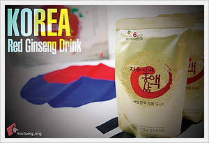 Wholesale drinks: Red Ginseng Drink
