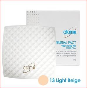 Wholesale pact: Atomy Mineral Pact 13 Light Beige