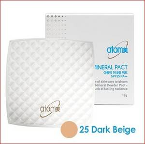 Wholesale Other Makeup: Atomy Mineral Pact 25 Dark Beige