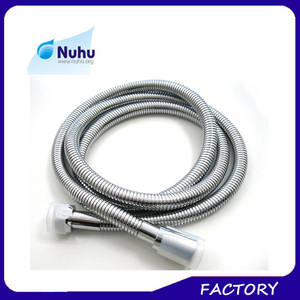 Wholesale Plumbing Hoses: Anti-Corrosion Elastic Flexible Heat-Resistant Stainless Steel Shower Hose Extension